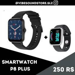 Smartwatch P8 PLUS + Y68 | COMBO!