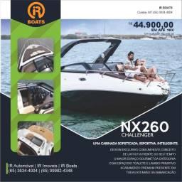 Lancha Nx 260 Challenger