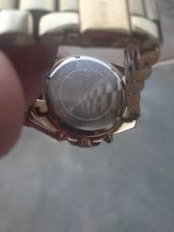 Relogio Michael Kors Classico Dourado MK56054dn