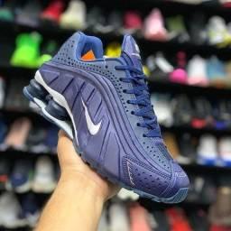 Tênis e variedade de calçados