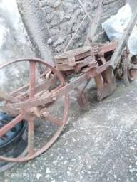 Plantador a cavalo, Muito antigo...