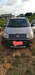 Vende se Fiat uno way 2012