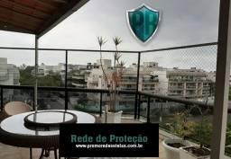 Rede de Proteção e Mosquiteira