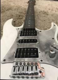 Guitarra ibanez c/ upgrades