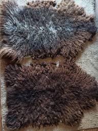 Pelegos lã natural e sintético