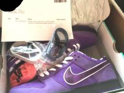 Nike SB Dunk Low Purple Lobster (Size: 9,5 *41*) (Cond: 9,0)