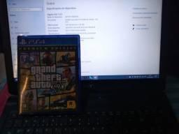 Vendo notebook + jogo