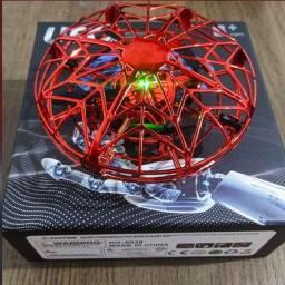 Drone disco voador perfeito para crianças