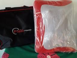 Almofada massageadora Shiatsu FisioPower