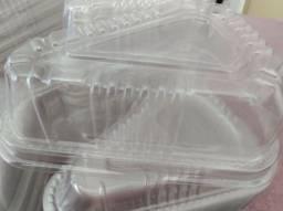 Vendo 89 unidades de NP630 embalagem para fatia de torta