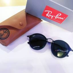Ray Ban RB2447-F Seminovo Original Unissex