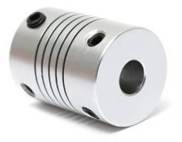 Acoplamento Flexivel Cnc Motor Passo Fuso Impressora 3d