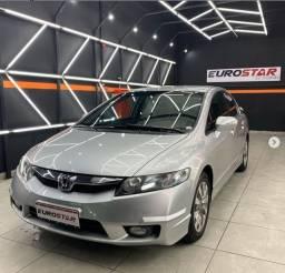 Honda LXL 2011 1.8 - Automático e Bancos em Couro