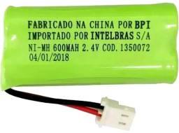 Bateria Para Telefone sem Fio Intelbras - Diversos Modelos - Nova, Original!