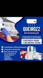 *Refrigeração Queirozz*