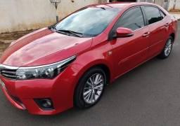 Vendo ou Troco Corolla Altis 2.0 Flex, ano 2015
