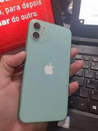 iPhone 11, super novo, completo  4.200 R$