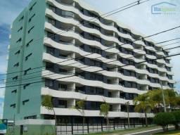 Apartamento com 1 dormitório para alugar, 50 m² - Alphaville I - Salvador/BA