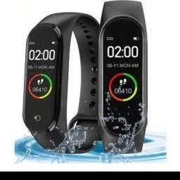 Relógio inteligente com Bluetooth