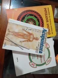 Livros didáticos de acupuntura