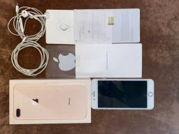 IPhone 8 Plus 64 gb gold - Para vender logo