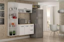 Cozinha Esmeralda Salleto - Frete Grátis - Entrega em 24h