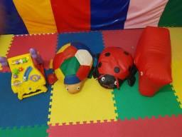 Brinquedos infabtis