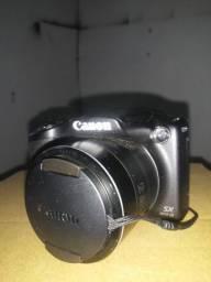 Câmera cânon Power shot sx400
