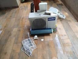 Instalações , carga de gás , manutenção etc .. Serviços em ar condicionado