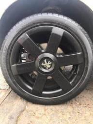 Rodas aro 17 Peugeot
