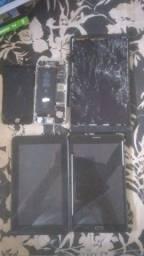 Estou vendendo 4 celular
