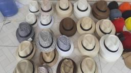 """Bonetas e chapeu  """"( bom preço  para revenda)"""