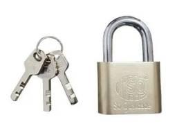 Cadeado 40mm chave codificada