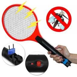 NOVO! Raquete Elétrica Mata Mosquito