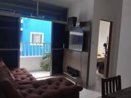 Todo mobiliado, ar condicionado, Condomínio Turú, 2 banheiros