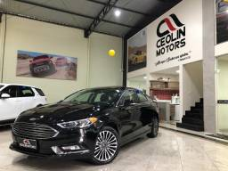Ford Fusion AWD Titanium 2017