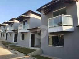 Casa com 3 dormitórios à venda, 112 m² por R$ 449.450,00 - Flamengo - Maricá/RJ