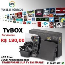 Oferta Fim de Ano!! Tv Box MXq Pro 4k