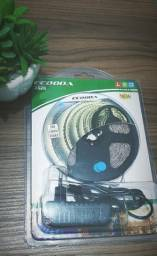 (NOVO) Fita led azul ecooda 3528