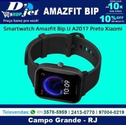 Smartwatch Amazfit Bip U A2017 Preto - Xiaomi - 210502