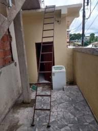 Escada de ferro maçico