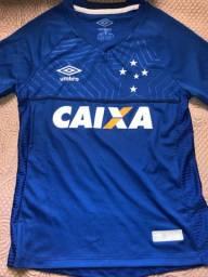 Camisa Infantil do Cruzeiro