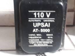 Vendo transfomador de voltagem de 220v para 110v