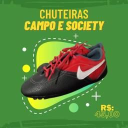 Chuteira Campo /Futsal