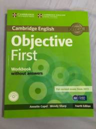 Objective First Workbook