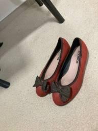 Sapatos Tamanho 34
