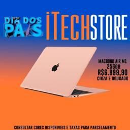Título do anúncio: NOVO MACBOOK AIR M1 - 2020 / 256 SSD / LACRADO!!!