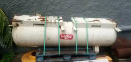 Pulmão de ar / Cilindro de compressor 520 Litros