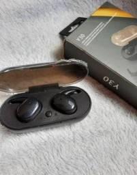 Fone de Ouvido Y30 Bluetooth - TWS