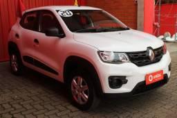Renault Kwid Zen 1.0 4P ano 2020 Único dono!!!